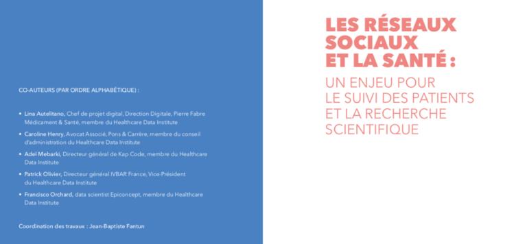 Livre blanc HDI : Réseaux sociaux et santé
