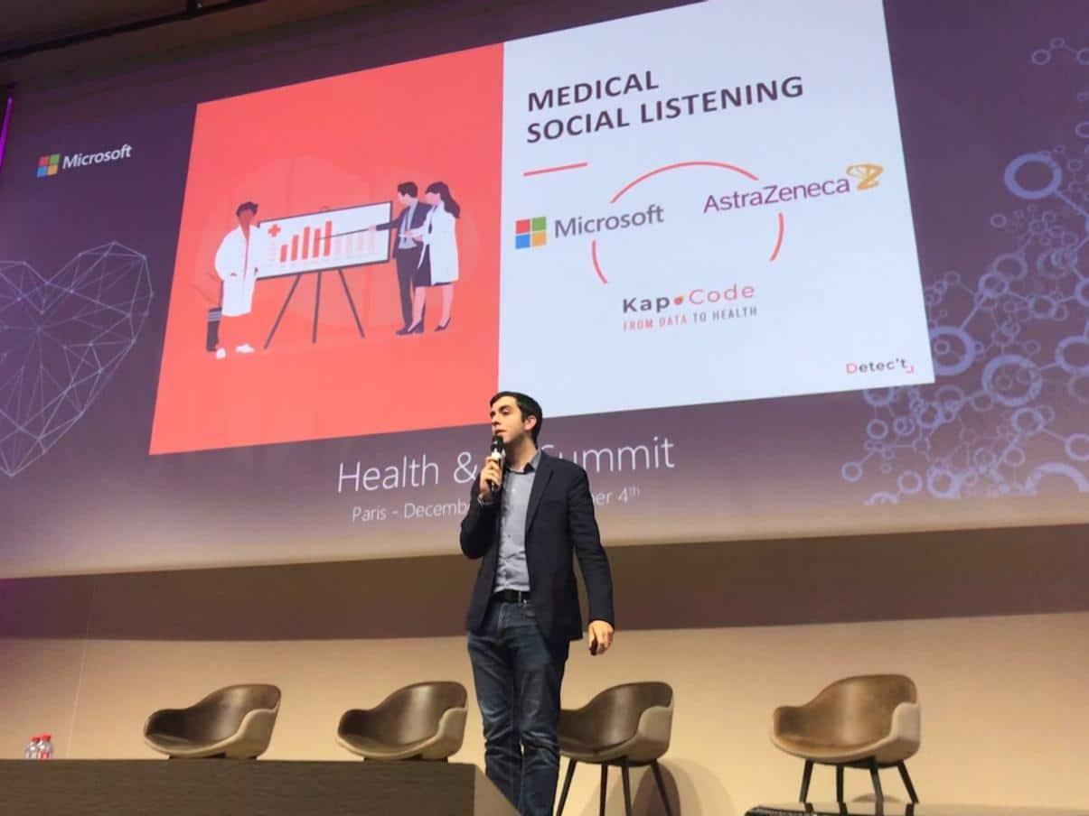 Kap Code - AI Factory for Health - Astrazeneca & Microsoft