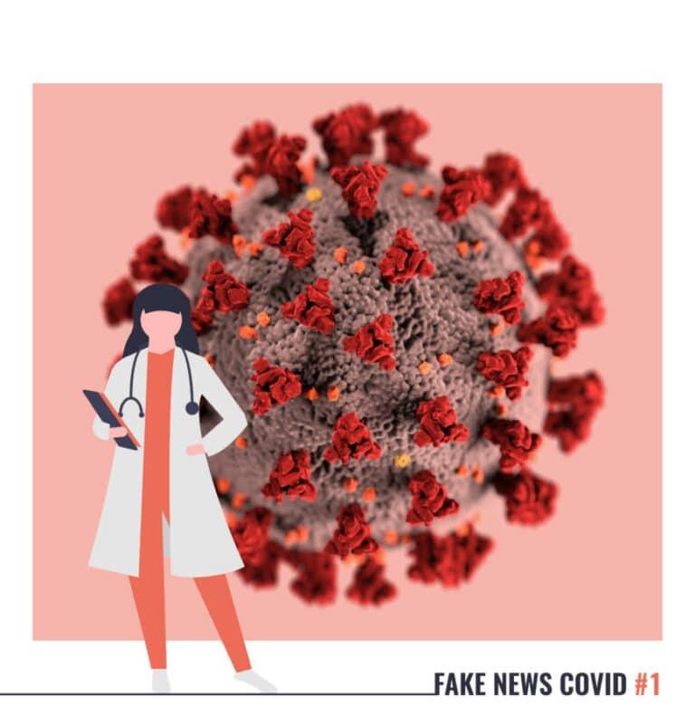 Fake News Covid-19 #1 – L'eau du robinet