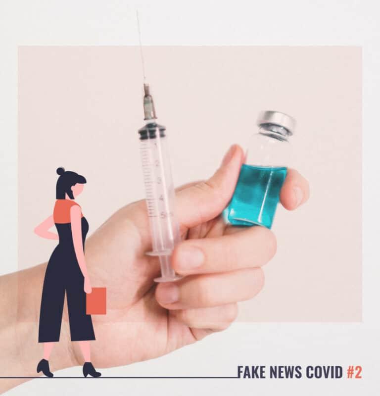 Fake News Covid-19 #2 – Un vaccin en quelques mois