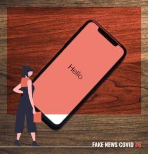 Fake News Covid-19 #6 – La 5G est à l'origine du COVID-19