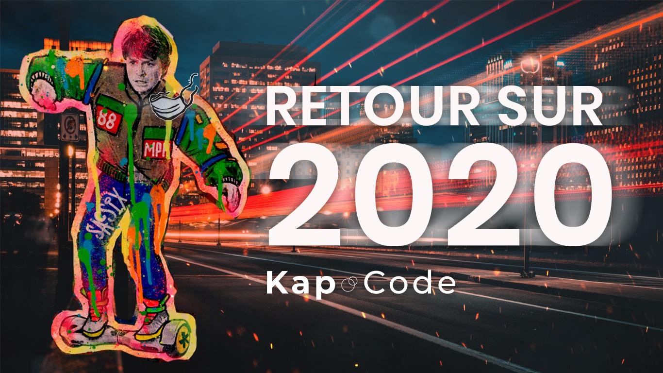 Image retour sur 2020 kap code